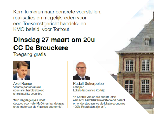 KMO beleid,voor Torhout.