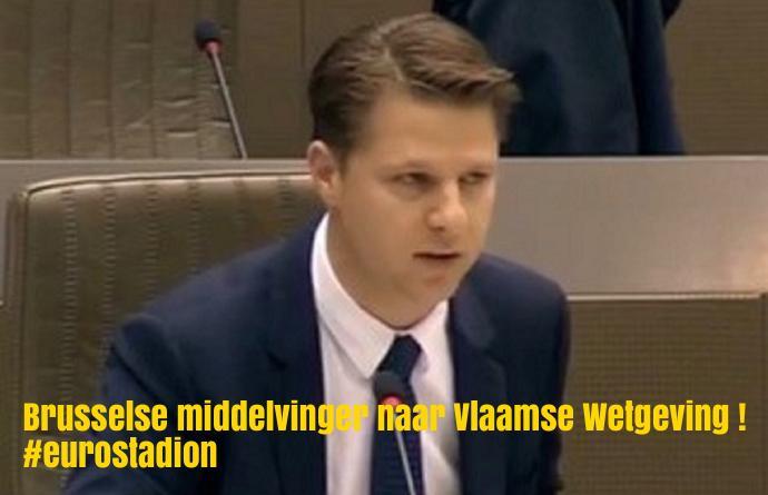 Brusselse middelvinger naar Vlaamse Wetgeving