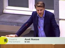Axel en voorstel van resolutie