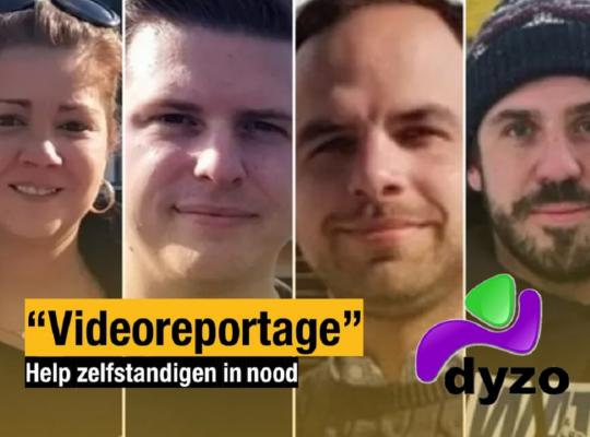Axel Ronse -Help ondernemers in Nood