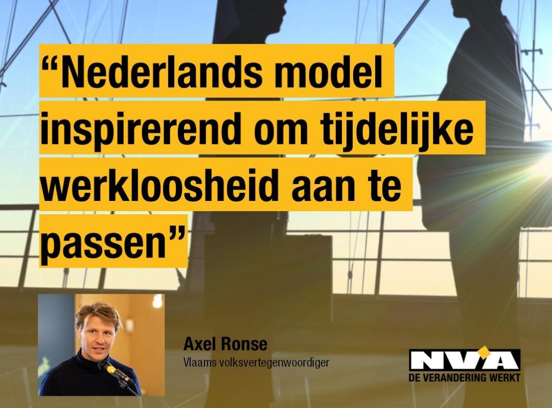 """Nederlands model inspirerend om tijdelijke werkloosheid aan te passen"""""""