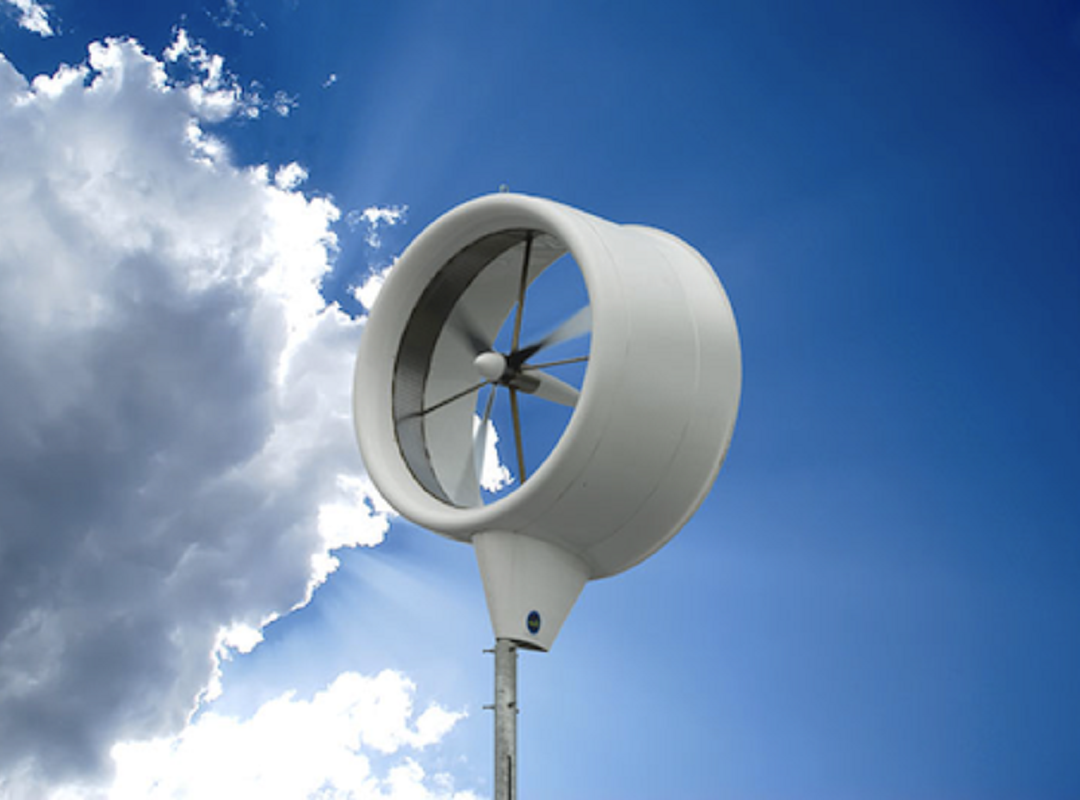 Axel Ronse (N-VA) wil nieuw kader voor kleine en middelgrote windmolens