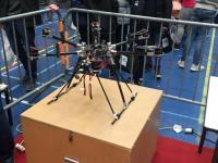 Ontwerp Drone in Kortrijk