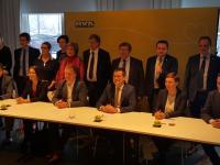 Lijstvoorstelling N-VA West-Vlaanderen 2019 Axel Ronse